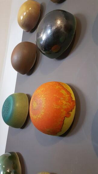 Emerging Sculptors, installation view