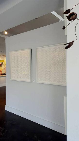 Gregg Welz: Paper Cuts, installation view