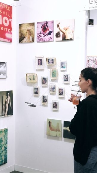 Instantdreams at The Other Art Fair, installation view