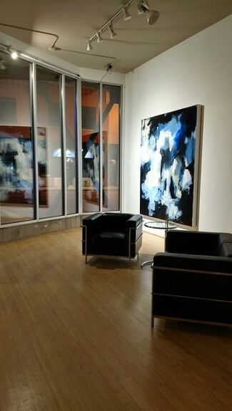 The Air in the Room, installation view
