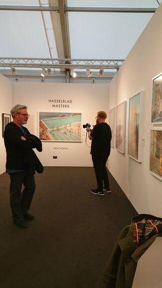 Duran Mashaal at Photo London 2019, installation view