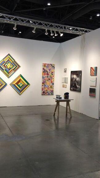 Henrique Faria Fine Art at Seattle Art Fair 2016, installation view