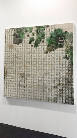 Contemporary by Angela Li at Art Central 2017, installation view