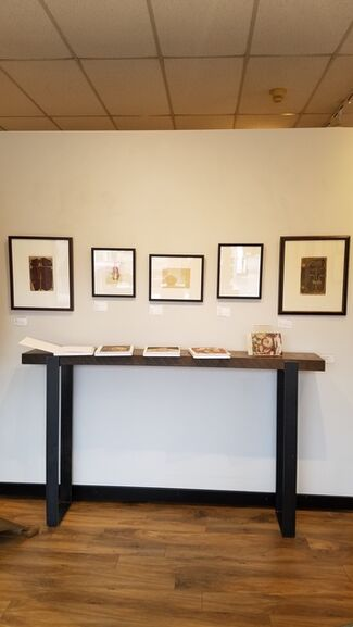 Guy Anderson, installation view