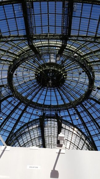 OpenArtCode Paris, installation view