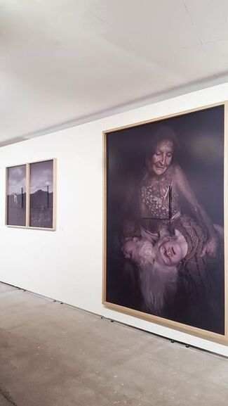 Galleria Pack at SCOPE Basel 2017, installation view