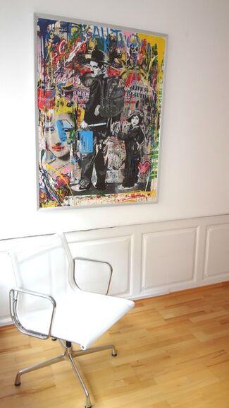 Summer Group Show at Fluegel-Roncak Gallery, installation view