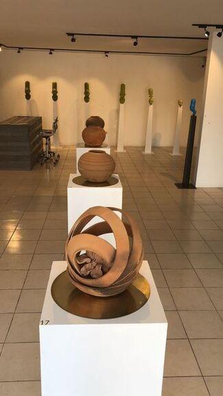 Testimonio del Encuentro, installation view