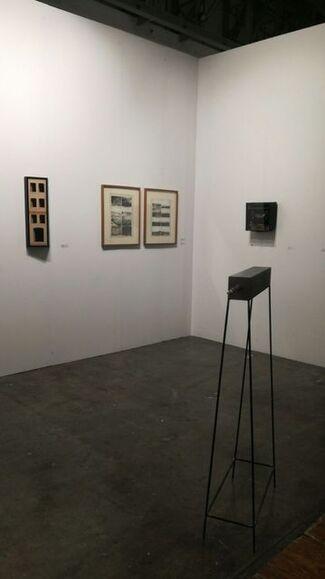 Galleria Giovanni Bonelli at Investec Cape Town Art Fair 2018, installation view