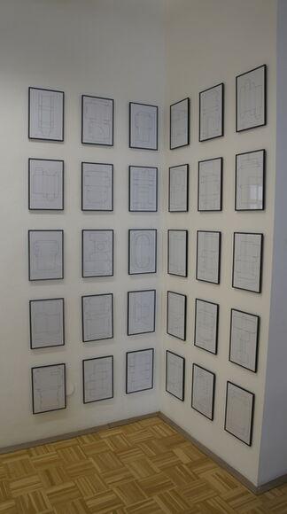 Thomas Laubenberger-Pletzer / Alexandra Kontriner / Marco Spitzar - AUS, installation view