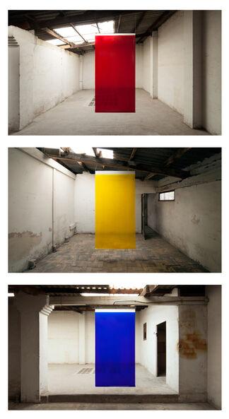 Maus Contemporary at London Art Fair 2018, installation view