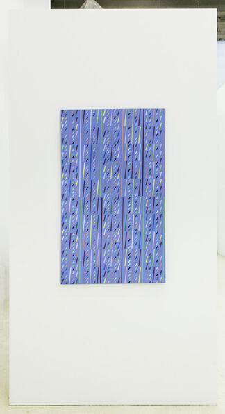 Gloria Klein: Systemic Painting and Pattern, installation view