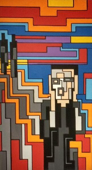 Fragmentos da Singularidade, installation view