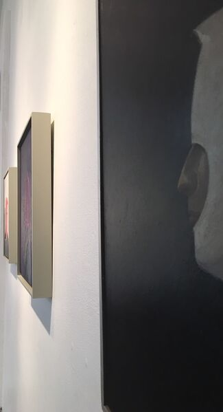 To Be Seen, installation view