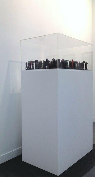 Flatland Gallery at Paris Photo 14, installation view