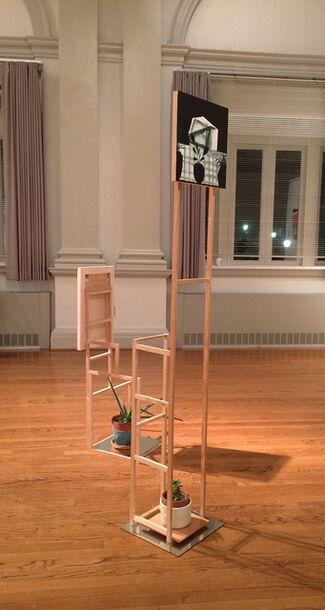 frosch&portmann at VOLTA NY 2017, installation view