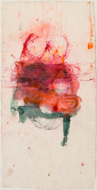 Galerie Krinzinger at Frieze London 2015, installation view