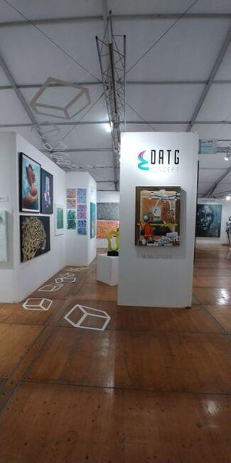 DATG Concept at Spectrum Miami 2017, installation view