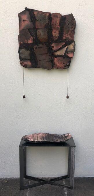 Lodo Negro, installation view