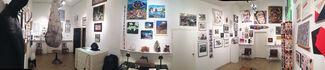 40: The Anniversary Exhibition, installation view