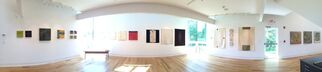 Paint, Pattern, Print, Texture: Exploring the Blurred Lines Between Textile and Paint, installation view