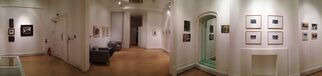 Overpainting, installation view