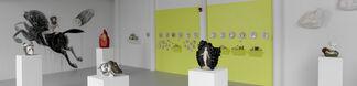 Family Affair: Sergei Isupov, Kadri Pärnamets, and Roosi Isupov, installation view