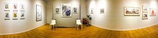 MARK ME: Group Drawing Show, installation view