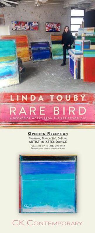 Linda Touby: Rare Bird, installation view