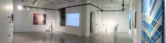 Perception Machine, installation view