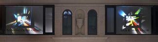 Stephen Knapp: Illuminations, installation view