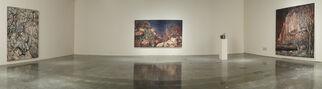 尹朝阳 Yin Zhaoyang  ' 寒山 Cold Mountain ', installation view