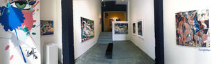 YES, MASTERS: A MANthology   Featuring DANNY GALIEOTE, GREG MILLER + MICHAEL CALLAS, installation view