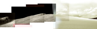 To Hunt a Moon, installation view
