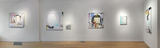 Fiona Ackerman: Night Driving, installation view
