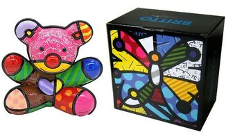 Romero Britto, 'FUN BEAR', 2008