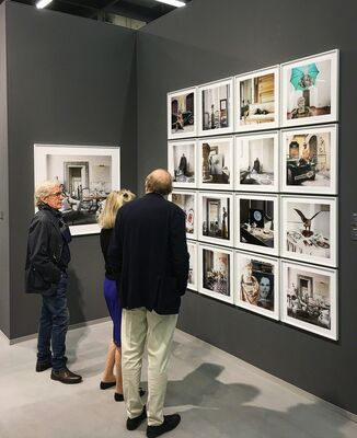 Horst at Home and Abroad: Photography by Horst P. Horst at the Soho Beach House, Miami., installation view