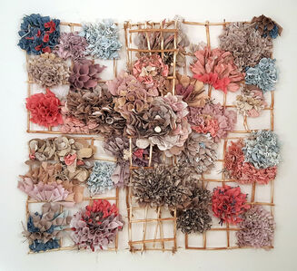 Rebecca Hutchinson, 'Five Part Bloom', 2017