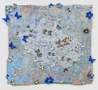 Jane Hammond, 'All Souls (Plateau des Pétrels)', 2013