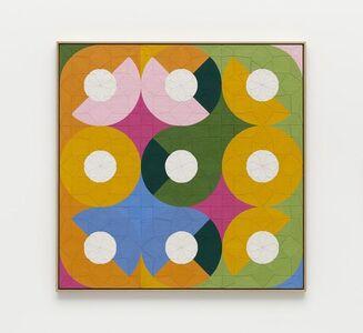 Eduardo Terrazas, 'Possibilities of a Structure: Nine Circles: 1.2.43', 1974-2017
