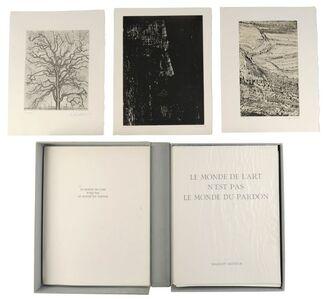 Vieira da Silva, 'Le Monde de l'Art n'est pas le Monde du Pardon', 1974