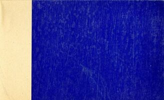 Yves Klein, 'Yves Klein Propositions Monochromes with IKB (International Klein Blue)', 1957