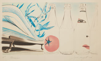 James Rosenquist, 'Terrarium', 1978
