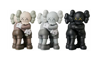 KAWS, 'Together (Complete set of 3)', 2018