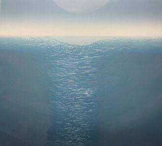 Pamela Carberry, 'Light Patterns/Blue Moon', 2016