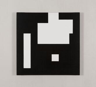 Aurelie Nemours, 'Structure du Silence', 1987