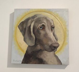 Edwina Lucas, 'All Dogs Go to Heaven', 2017