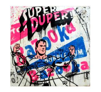 Tommy, 'Super Duper', 2017