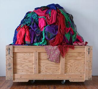 Patricia Cronin, 'Saris', 2015