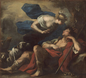 Luca Giordano, 'Diana and Endymion', ca. 1675/1680